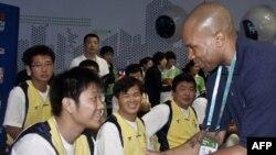 Баскетболисты из США и Китая примирились после ссоры