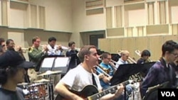 Jazz 4 Justice na univerzitetu George Mason
