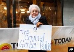 Ann Turner Cook, la bebé Gerber original.