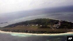 Đảo Thị Tứ thuộc quần đảo Trường Sa