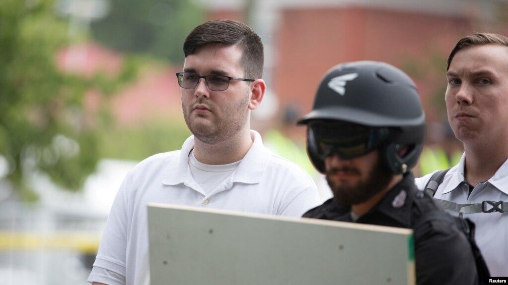 Начинается суд по делу об убийстве в ходе акции белых националистов в Шарлоттсвилле