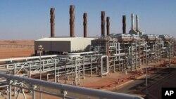 Газовое месторождение «Аин-Аменас» (ВР)