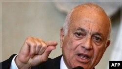 Генеральний секретар Ліги арабських держав Набіль Ель-Арабі