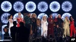 Les Grammy Awards sur des femmes d'influence