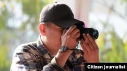 Wartawan lepas Myanmar, (alm) Ko Par Gyi (Foto:dok/ Moe Kyaw).