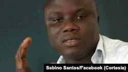 Sabino Santos, jornalista