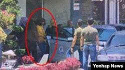 Nữ nghi can người Indonesia mới bị cảnh sát Malaysia bắt.