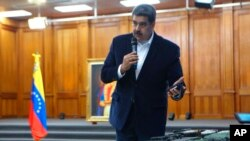 Perezida Maduro wa Venezuela