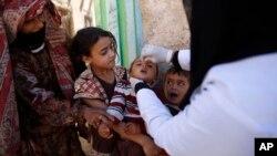 په یمن کې د نړیوالې روغتیايې مؤسسې هڅې