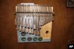 Hugh Tracey's favorite African instrument was the Zimbabwean mbira