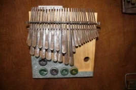 Hugh Tracey's favorite African instrument was the Zimbabwean mbira
