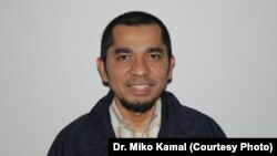 Pengamat hukum yang juga pendiri Insitut untuk Reformasi Badan Usaha Milik Negara, Dr. Miko Kamal (Courtesy: Dr. Miko Kamal)