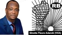 Lehady Soglo, maire de Cotonou, président exclu du parti. (VOA/Ginette Fleure Adandé)