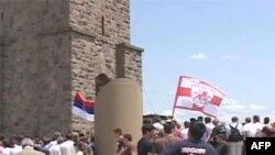 Serbët në Kosovë shënojnë gjashtë vjetorin e trazirave të marsit 2004