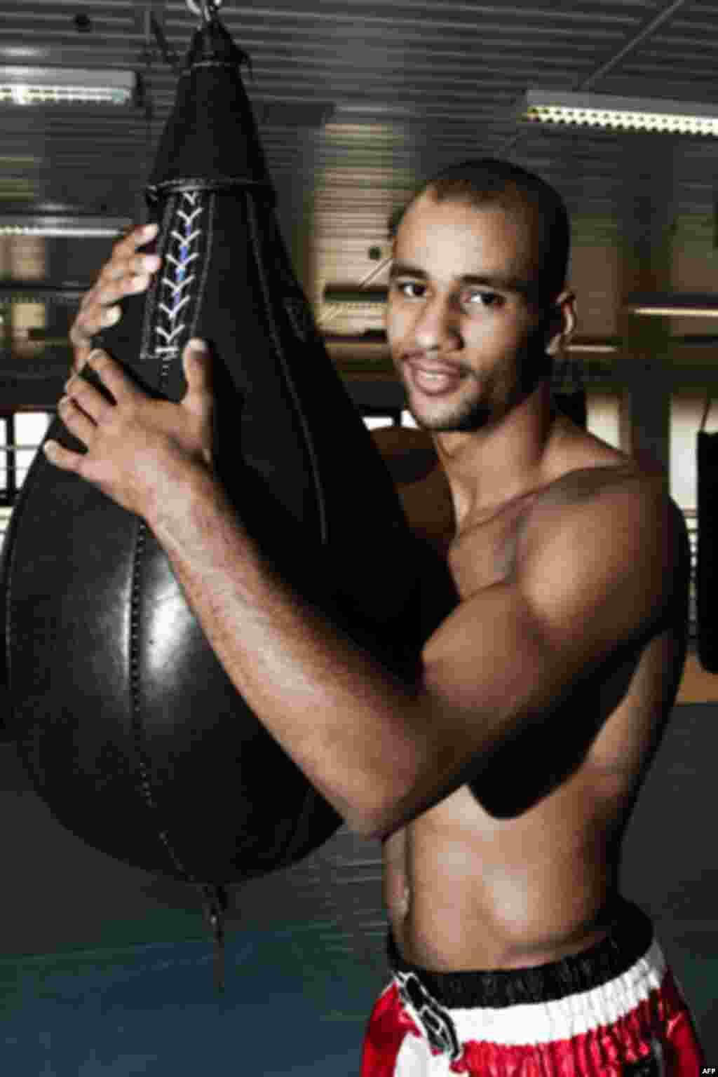 Познайомтесь: боксер з Маріуполя - Ісмаїл Сіллах