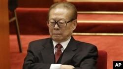 前中國國家主席江澤民