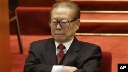 江泽民(资料照片)