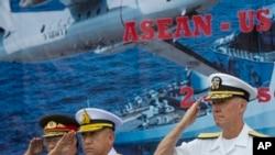 미국과 동남아 10개국의 합동해상훈련이 2일 시작됐다.