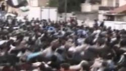 Syrian Forces Kill 17; Huge Protests in Homs