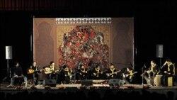 کنسرت شاهنامه خوانی ناظری اجرایی جدید از رویدادهای اسطوره ای ایران زمین در اصفهان