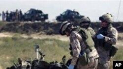 افغانستان:نیٹو کے پانچ فوجی ہلاک