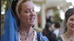 Renaissance Festival - Liputan Feature VOA November 2011