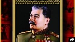 斯大林画像