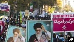 ایران پر امریکی دباؤ میں اضافہ