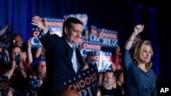 美国共和党总统参选人泰德·克鲁兹