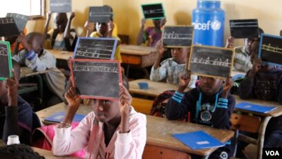 African Schools Debate Whether to Teach in Local Languages