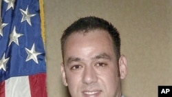 US Immigration and Customs Enforcement (ICE) Special Agent Jaime Zapata - pictured in this handout released February 16, 2011 - was shot and killed in the line of duty on February 15 afternoon after he was attacked by unknown assailants while driving betw