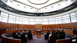 Международный трибунал по морскому праву