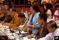 Myanmar Ethnic Peace Talks