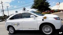 Voiture de Google