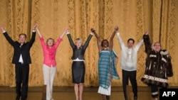 Winners of the 2012 Goldman Prize