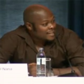 Joel Nana, African Men for Sexual Health and Rights