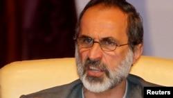 Koalisyon liderliğinden istifa eden Mouaz el-Katip