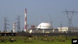 Ядерный реактор в Бушере. Иран.