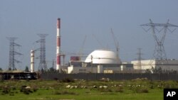 Иранская АЭС в Бушере