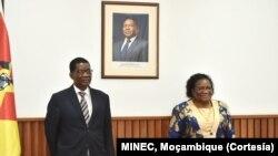 Verónica Macamo e Moho Molomo, Maputo, Moçambique