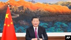 中國國家主席習近平資料照。