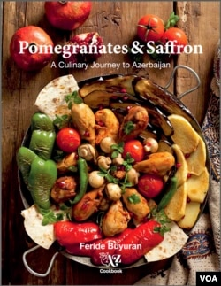 Pomegranates and Saffron