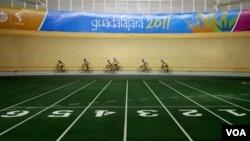 Los Juegos Panamericanos se iniciaron en Buenos Aires, en 1951. Esta vez se celebran en Guadalajara.