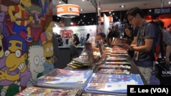 Comic-Con draws fans of comic books, science fiction movies and video games. The event, which first opened in 1970, officially started July 19, 2018, and runs through Sunday in San Diego.