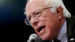 Bernie Sanders à New York le 23 juin 2016.