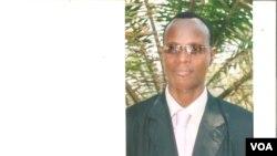Felicien Harerimana, aserukira ishule English language Center