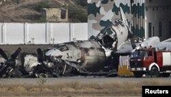 مہران بیس پر حملے میں تباہ ہونے والا طیارہ