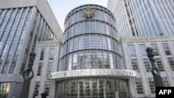 """La Corte Federal de Brooklyn es el lugar donde se realiza, desde hace un poco más de un mes, el juicio de Joaquín """"El Chapo"""" Guzmán."""