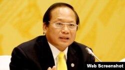Bộ Trưởng Trương Minh Tuấn - Photo Thanh tra Chính phủ.