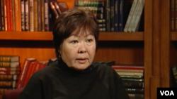 Замира Сыдыкова